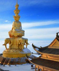 Vạn Phật đỉnh