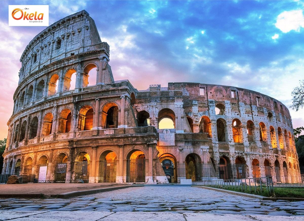 Tour du lịch Rome, Ý