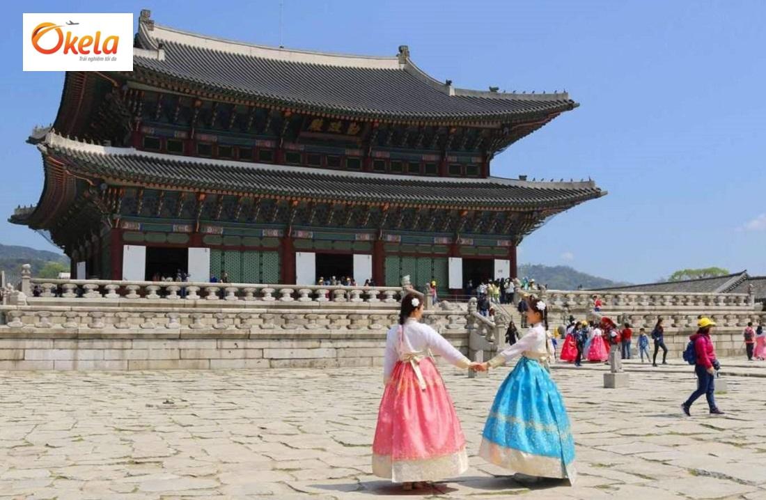 Đặt tour du lịch Hàn Quốc Tết 2020 hoặc dịch vụ trước