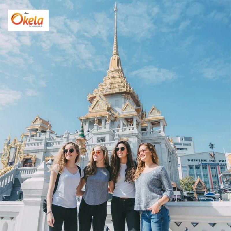 Săn tour du lịch Tết Thái Lan khuyến mãi